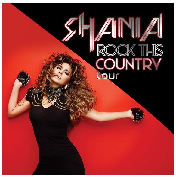 Photo: ShaniaTwain.com